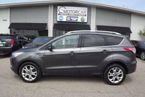 2015 Ford Escape for sale at Grand Rapids Motorcar in Grand Rapids MI