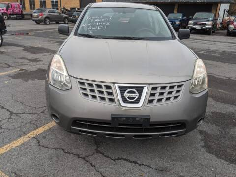 2008 Nissan Rogue for sale at Northern Lights Auto Service Inc in Mattydale NY