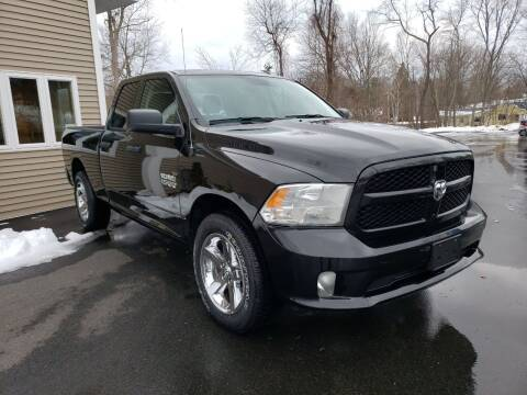 2017 RAM Ram Pickup 1500 for sale at KLC AUTO SALES in Agawam MA