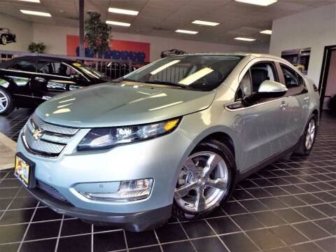 2013 Chevrolet Volt for sale at SAINT CHARLES MOTORCARS in Saint Charles IL