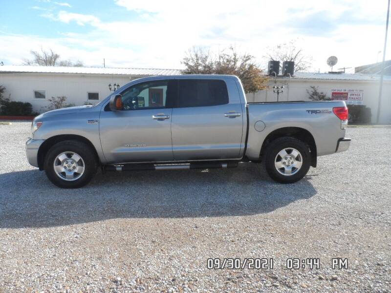 2007 Toyota Tundra for sale at Town and Country Motors in Warsaw MO