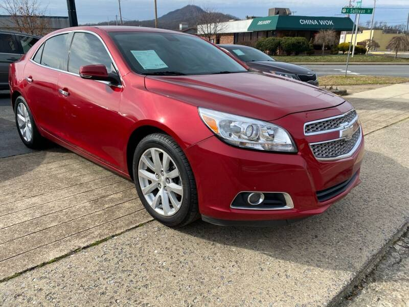 2013 Chevrolet Malibu for sale at All American Autos in Kingsport TN