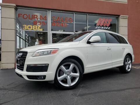 2009 Audi Q7 for sale at FOUR M SALES in Buffalo NY