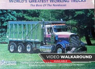 2002 Kenworth W900L for sale at Family Auto Center in Waterbury CT