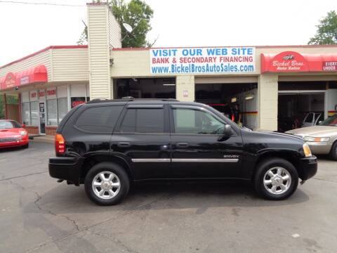 2006 GMC Envoy for sale at Bickel Bros Auto Sales, Inc in Louisville KY