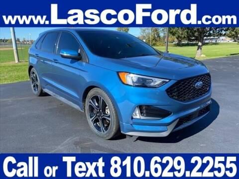 2019 Ford Edge for sale at Lasco of Grand Blanc in Grand Blanc MI
