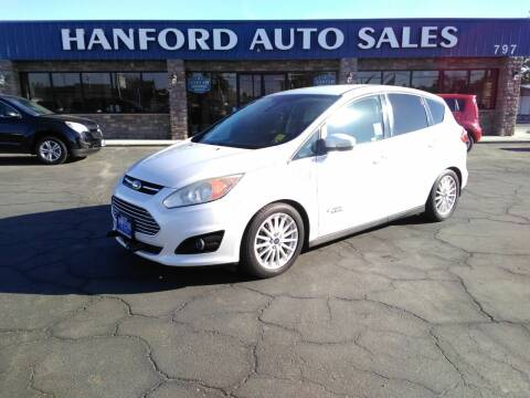 2013 Ford C-MAX Energi for sale at Hanford Auto Sales in Hanford CA