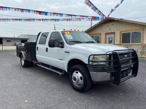 2007 Ford F-350 Super Duty for sale at The Trading Post in San Marcos TX