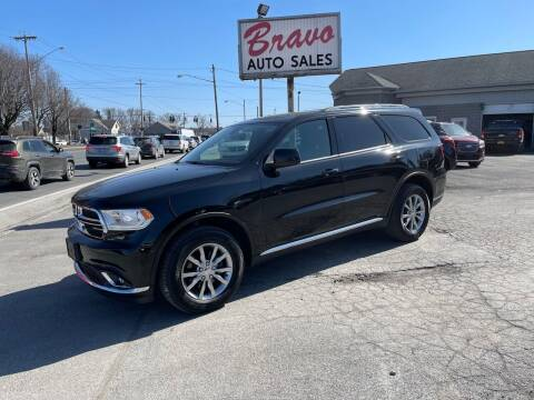 2018 Dodge Durango for sale at Bravo Auto Sales in Whitesboro NY