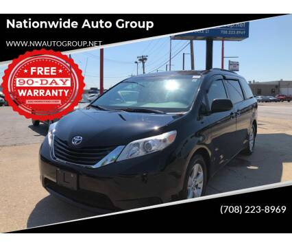 2011 Toyota Sienna for sale at Nationwide Auto Group in Melrose Park IL