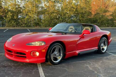 1994 Dodge Viper for sale at Classic Investments in Marietta GA
