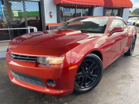 2014 Chevrolet Camaro for sale at MATRIX AUTO SALES INC in Miami FL