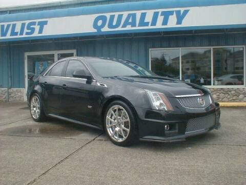 2012 Cadillac CTS-V for sale at Dick Vlist Motors, Inc. in Port Orchard WA