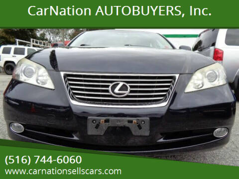 2007 Lexus ES 350 for sale at CarNation AUTOBUYERS, Inc. in Rockville Centre NY