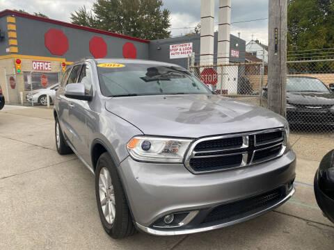 2014 Dodge Durango for sale at Matthew's Stop & Look Auto Sales in Detroit MI