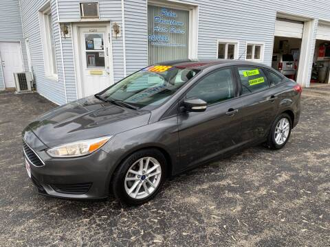 2016 Ford Focus for sale at PEKIN DOWNTOWN AUTO SALES in Pekin IL
