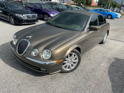 2001 Jaguar S-Type for sale at CHECK AUTO, INC. in Tampa FL