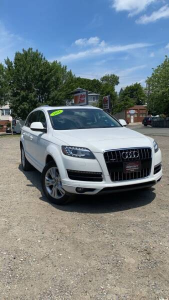 2011 Audi Q7 for sale at Best Cars Auto Sales in Everett MA