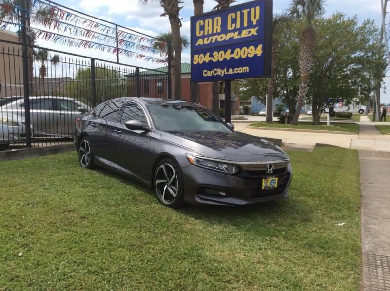 2019 Honda Accord for sale at Car City Autoplex in Metairie LA
