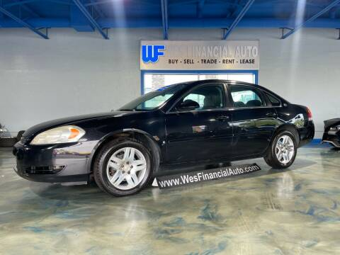 2006 Chevrolet Impala for sale at Wes Financial Auto in Dearborn Heights MI