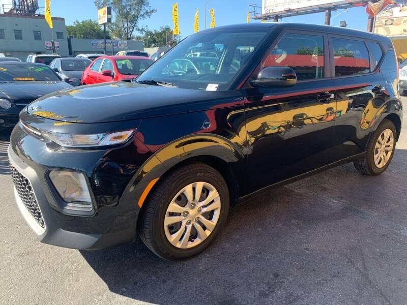 2020 Kia Soul for sale at AUTO ALLIANCE LLC in Miami FL