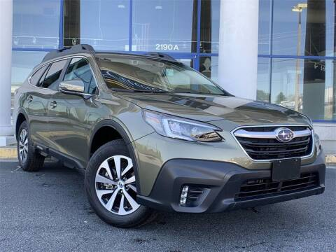 2021 Subaru Outback for sale at Capital Cadillac of Atlanta in Smyrna GA