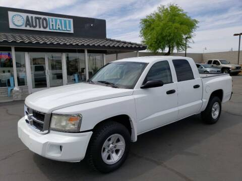 2008 Dodge Dakota for sale at Auto Hall in Chandler AZ
