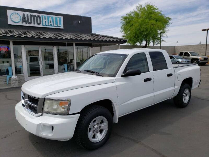 2008 Dodge Dakota for sale at Auto Hall in Chandler AZ
