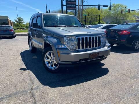 2012 Jeep Liberty for sale at Cap City Motors LLC in Columbus OH