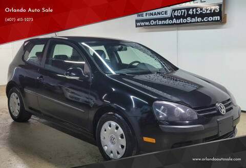 2007 Volkswagen Rabbit for sale at Orlando Auto Sale in Orlando FL