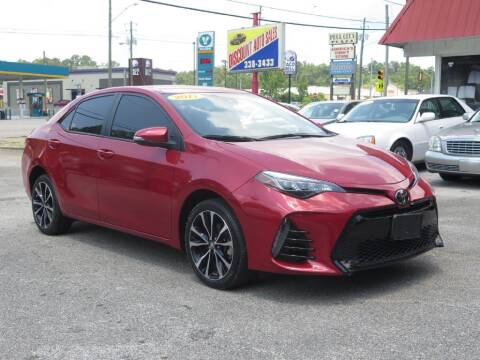 2017 Toyota Corolla for sale at Discount Auto Sales in Pell City AL