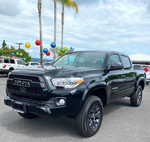 2020 Toyota Tacoma for sale at PONO'S USED CARS in Hilo HI