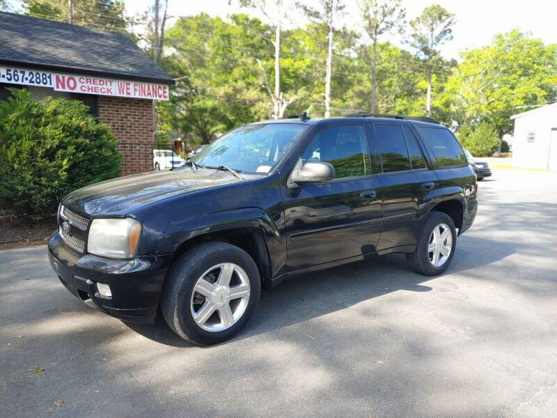 2007 Chevrolet TrailBlazer for sale at Tri State Auto Brokers LLC in Fuquay Varina NC
