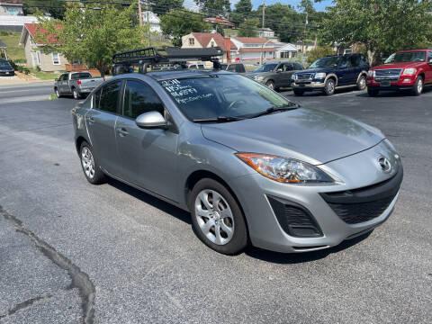 2011 Mazda MAZDA3 for sale at KP'S Cars in Staunton VA