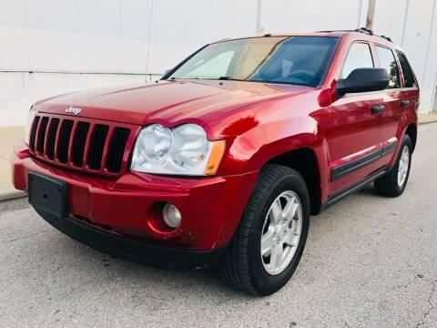 2005 Jeep Grand Cherokee for sale at WALDO MOTORS in Kansas City MO