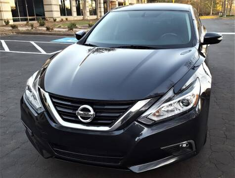 2017 Nissan Altima for sale at memar auto sales, inc. in Marietta GA