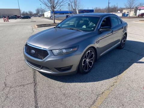 2014 Ford Taurus for sale at TKP Auto Sales in Eastlake OH
