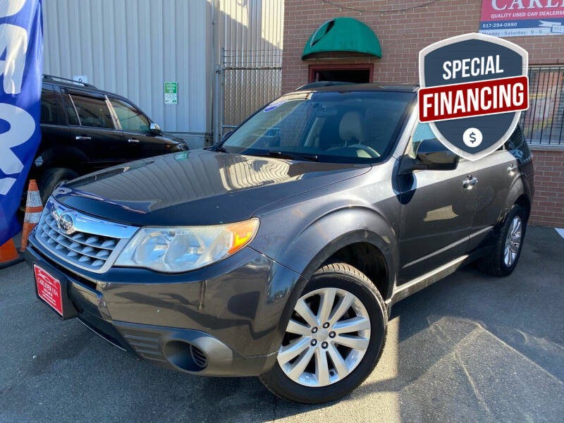 2012 Subaru Forester for sale at Carlider USA in Everett MA
