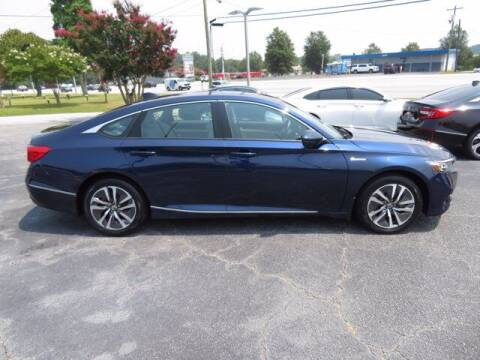 2018 Honda Accord Hybrid for sale at DICK BROOKS PRE-OWNED in Lyman SC