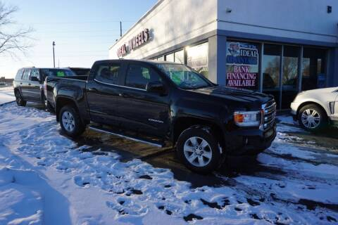 2016 GMC Canyon for sale at Ideal Wheels in Sioux City IA