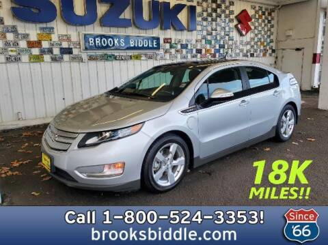 2012 Chevrolet Volt for sale at BROOKS BIDDLE AUTOMOTIVE in Bothell WA