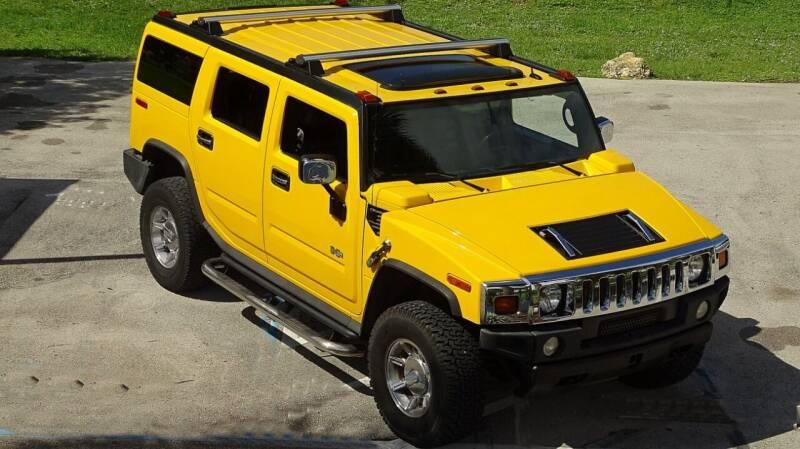 2005 HUMMER H2 for sale at Premier Luxury Cars in Oakland Park FL