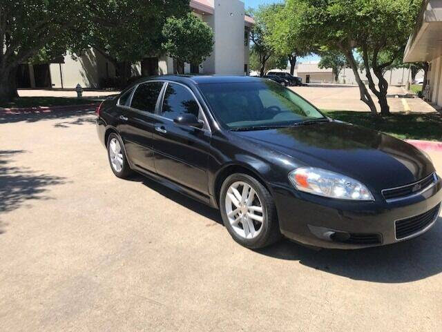 2014 Chevrolet Impala Limited for sale at Reliable Auto Sales in Plano TX
