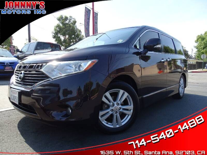 2011 Nissan Quest for sale in Santa Ana, CA