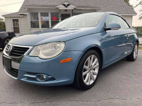 2008 Volkswagen Eos for sale at Dracut's Car Connection in Methuen MA