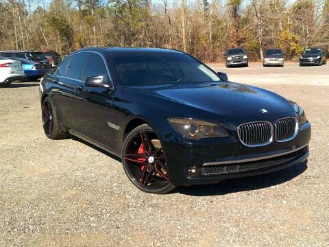 2012 BMW 7 Series for sale at Let's Go Auto Of Columbia in West Columbia SC