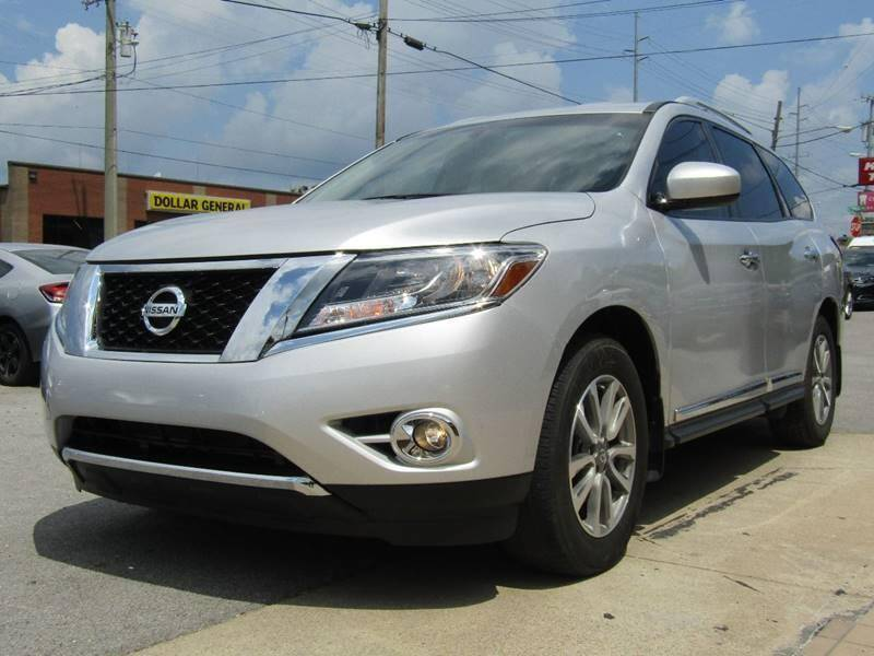 2014 Nissan Pathfinder for sale at A & A IMPORTS OF TN in Madison TN
