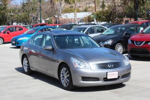 2009 Infiniti G37 Sedan for sale at Car 1234 inc in El Cajon CA