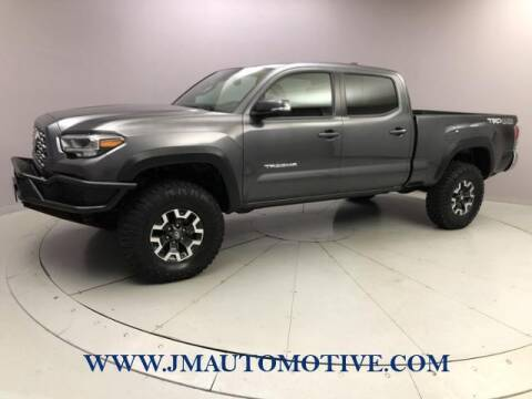 2020 Toyota Tacoma for sale at J & M Automotive in Naugatuck CT