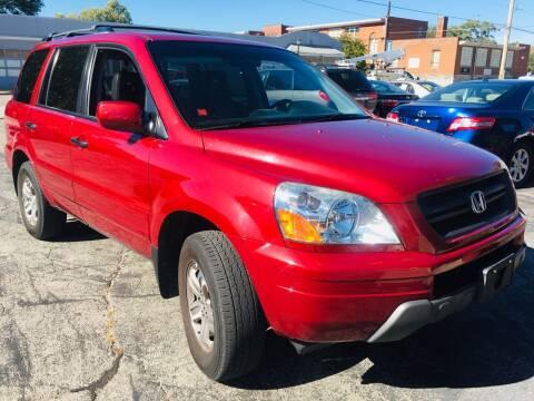 2003 Honda Pilot for sale at Best Deal Motors in Saint Charles MO